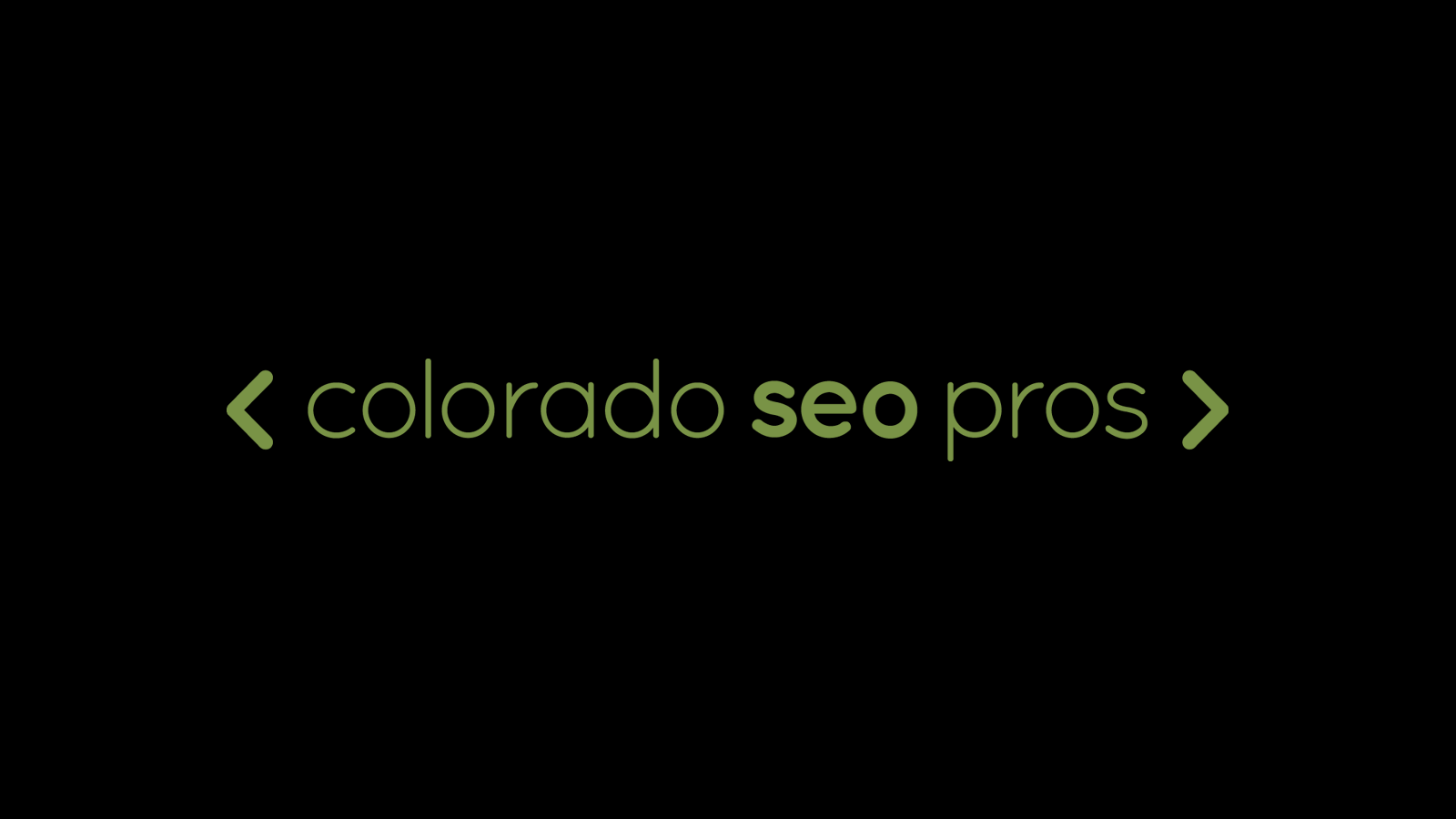 Colorado SEO Pros video thumbnail